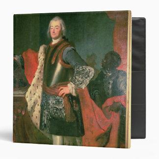 Prince Leopold Von Anhalt-Kothen Binder