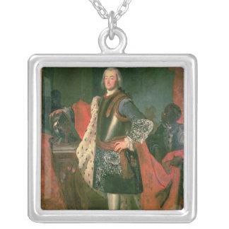 Prince Leopold Von Anhalt-Kothen Silver Plated Necklace