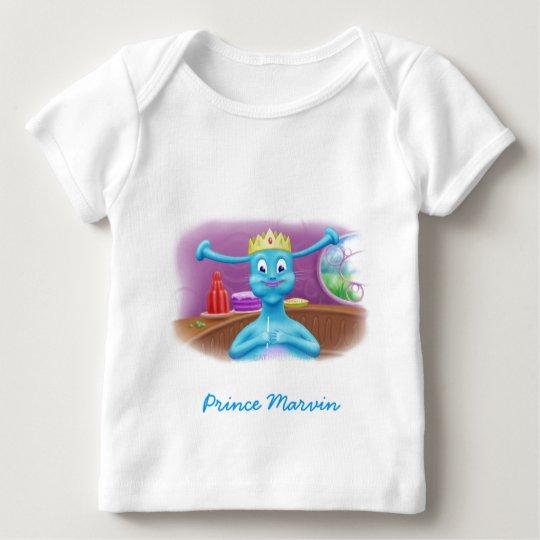 Prince Marvin at Brita's Shop Baby T-Shirt