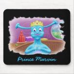 Prince Marvin at Brita's Shop Mousepads