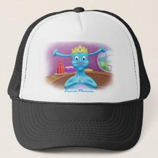 Prince Marvin at Brita's Shop Trucker Hat