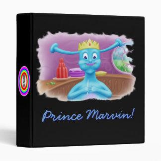 Prince Marvin! Binder