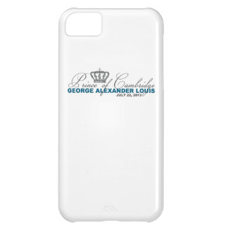 Prince of Cambridge: George Alexander Louis Case For iPhone 5C