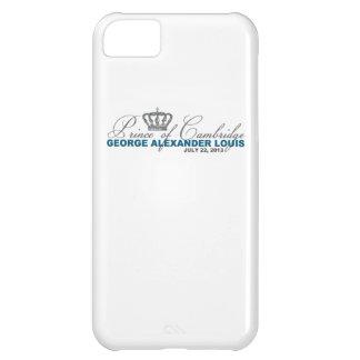 Prince of Cambridge: George Alexander Louis iPhone 5C Case