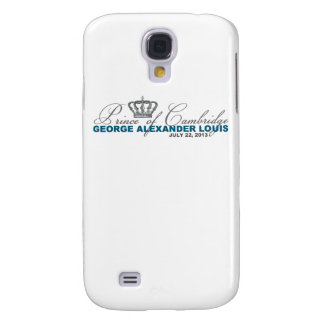 Prince of Cambridge: George Alexander Louis Galaxy S4 Cases