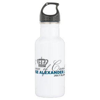 Prince of Cambridge: George Alexander Louis 18oz Water Bottle