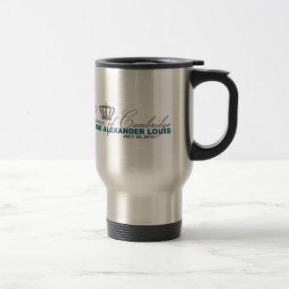Prince of Cambridge: George Alexander Louis Travel Mug