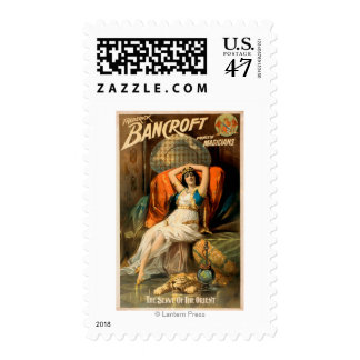 Prince of Magicians - Slave of the Orient Theatre Postage