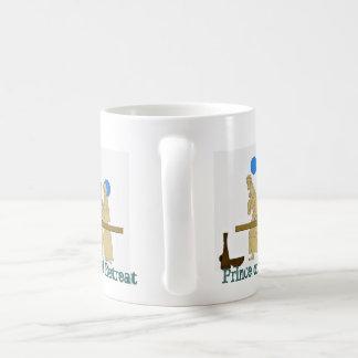 Prince of Peace - Men's Retreat Mug