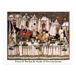 Prince Of The East By Master Of The Cite Dames' Postcards