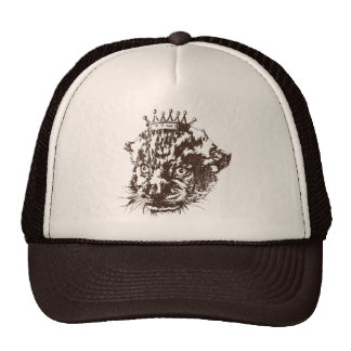 Prince of The Jungle Trucker Hat