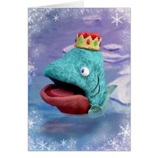 Prince of the Sea Card