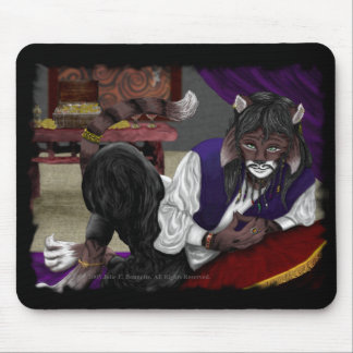 Prince of Thieves Mousepad