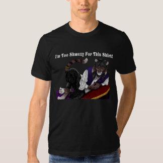 "Prince of Thieves ""Too Shmexy"" Dark Shirt"