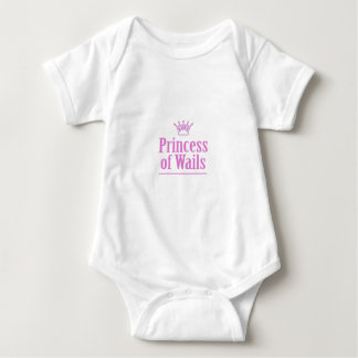 Prince of Wails / Princess of Wails v2 Baby Bodysuit