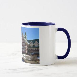 Prince of Wales Hotel Waterton Mug