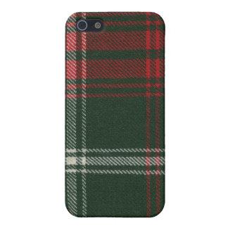 Prince of Wales Modern Tartan iPhone 4 Case