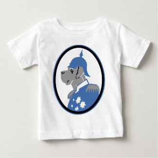 Prince Otto of Bismarck Dogs Baby T-Shirt