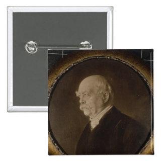 Prince Otto of Bismarck Pinback Button