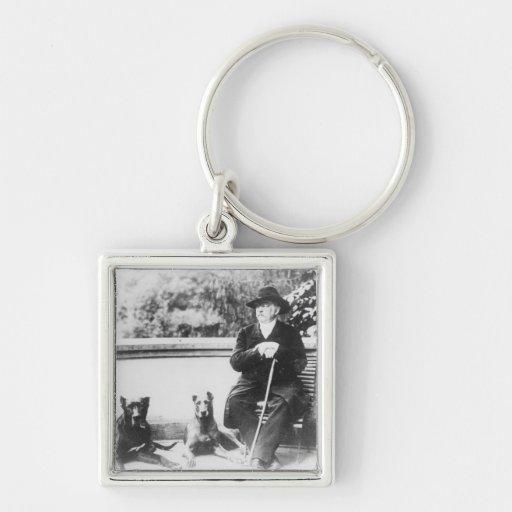 Prince Otto of Bismarck-Schoenhausen Key Chains