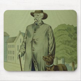 Prince Otto von Bismarck in Friedrichsruh Mouse Pad