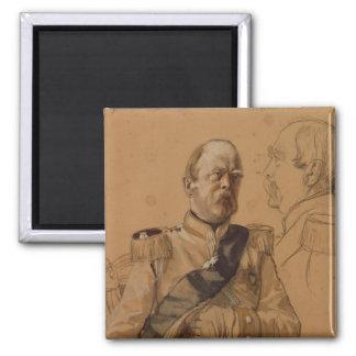 Prince Otto von Bismarck Magnets