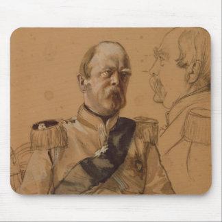 Prince Otto von Bismarck Mouse Pad