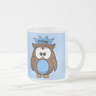 Prince owl coffee mugs
