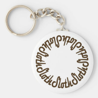 Prince Paulson - Seven Deadly Sins - SLOTH Keychain
