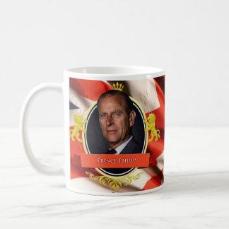 Prince Philip Historical Mug