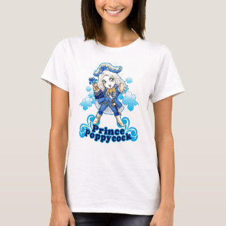 Prince Poppycock Bohemian Chibi BabyDoll Tee! T-Shirt