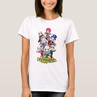Prince Poppycock Chibi Party BabyDoll T-shirt