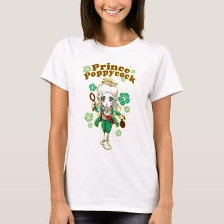 Prince Poppycock Figaro Chibi BabyDoll T-shirt