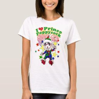 Prince Poppycock Harlerot Chibi Baby T-shirt