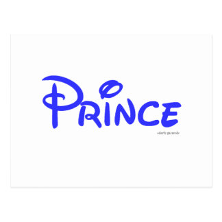 Prince Postcard