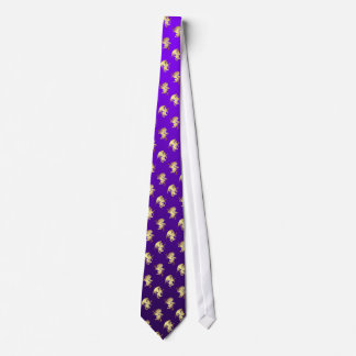 Prince & Princess Purple Gryphon Royal Mens Tie
