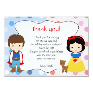 Prince Thank You Invitations & Announcements | Zazzle