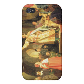 Prince Roman of Halych-Volhynia iPhone 4 Covers