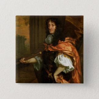 Prince Rupert (1619-82), c.1666-71 (oil on canvas) Pinback Button