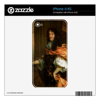 Prince Rupert (1619-82), c.1666-71 (oil on canvas) Skin For The iPhone 4