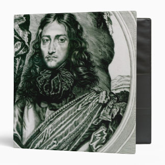 Prince Rupert of the Rhine engraved by William Binder