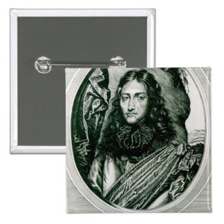 Prince Rupert of the Rhine engraved by William Button
