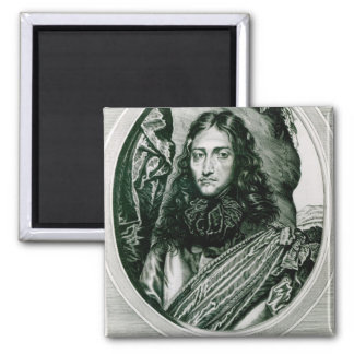 Prince Rupert of the Rhine engraved by William Magnet