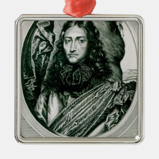 Prince Rupert of the Rhine engraved by William Christmas Ornaments
