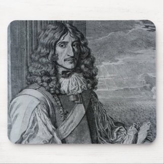 Prince Rupert of the Rhine Mouse Pad