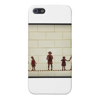Prince Street People Case For iPhone SE/5/5s