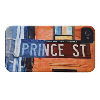 Prince Street Sign NYC iPhone 4 Case