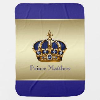 Prince Stroller Blanket