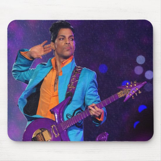 Prince | Super Bowl XLI Half Time Show Mouse Pad