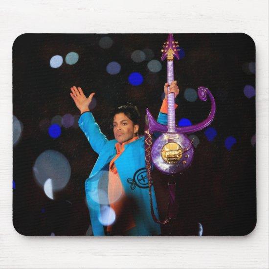 Prince | Super Bowl XLI | Pepsi Halftime Show Mouse Pad
